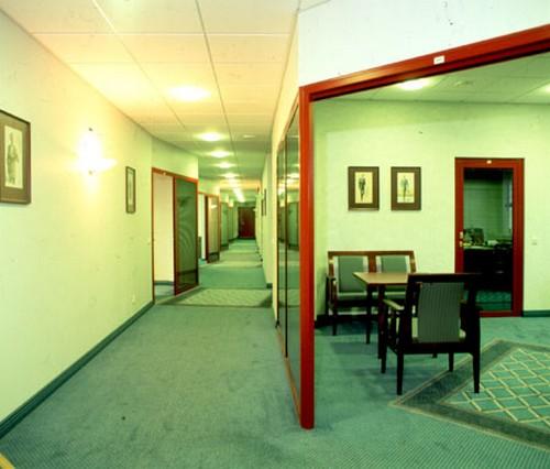 Baltika büroohoone renoveerimine