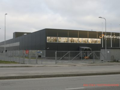 Baltika tootmishoone