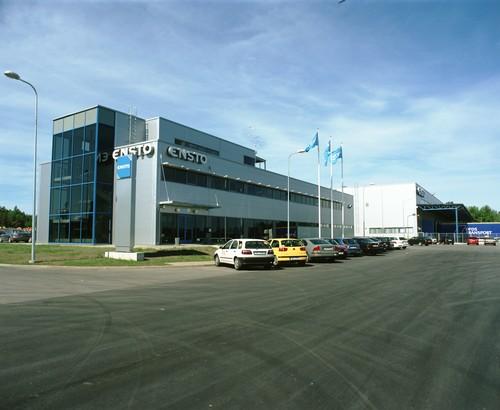 Ensto Enseki büroo- tootmiskompleks
