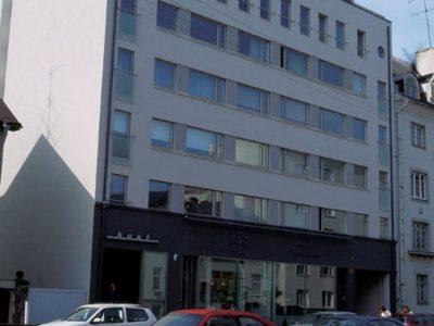 Faehlmanni tn. elamu- büroohoone