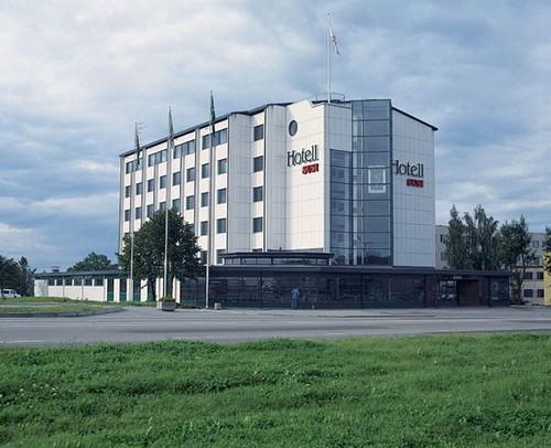 Hotell Susi rekonstrueerimine