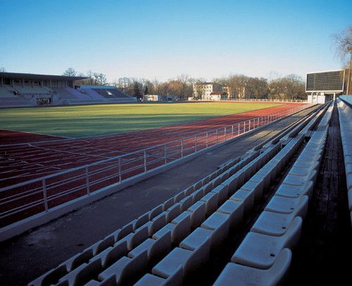 Kadrioru staadioni rekonstrueerimine