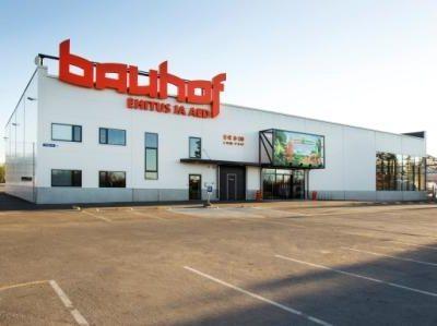Bauhofi Keila ehitusmaterjalide kauplus