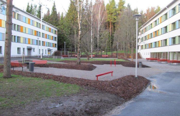 Helsingi Diakooniaasutuse kahe korrusmaja renoveerimine