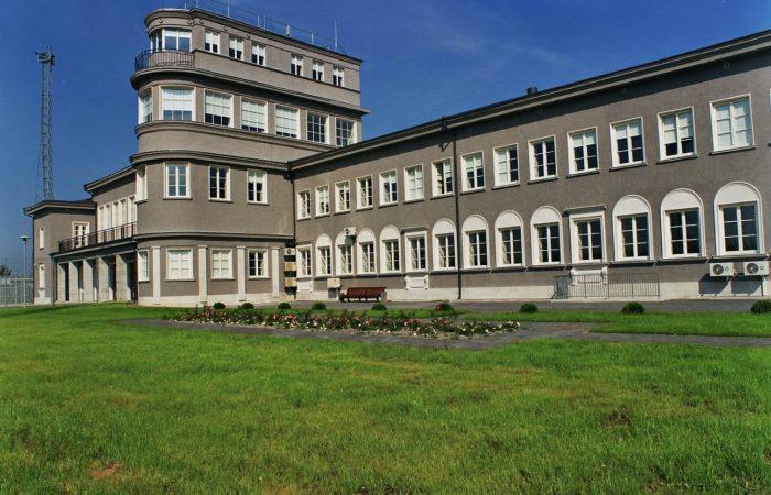 Tallinna Lennujaama vana terminali rekonstrueerimine