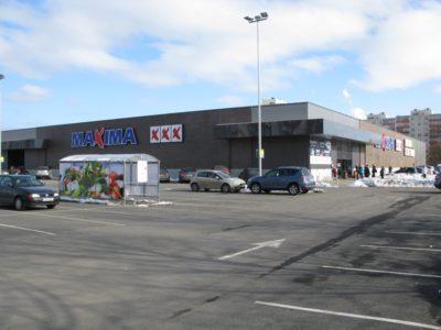 Maxima XXX kaubanduskeskus