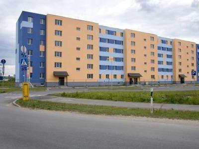 Narva korterelamu
