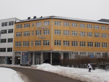 OP Pohjola hoone renoveerimine