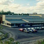 Polevkivi Raudtee tootmishoone