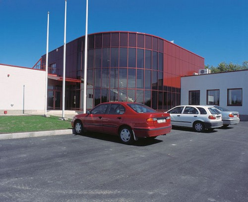 Primalco büroo