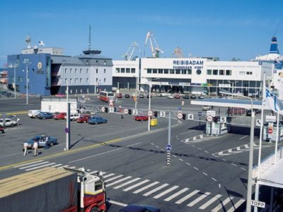 Tallinna Sadama A-terminali rekonstrueerimine