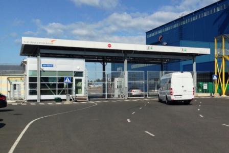 Tallinna Lennujaama tagapääsla projekteerimistööd