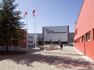 Tallinna Tööstushariduskeskuse rekonstrueerimine